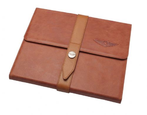 Leather I-Pad Cover